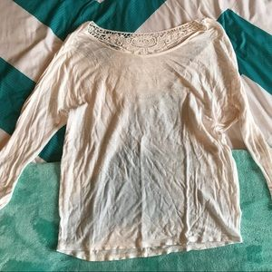 American Eagle Outfitters Tops - 3/4 sleeve American Eagle blouse